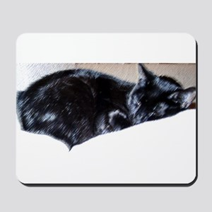 Midnight Sleeping Mousepad